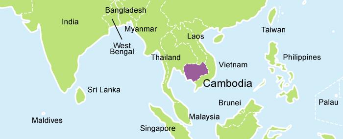 Cambodia translation services