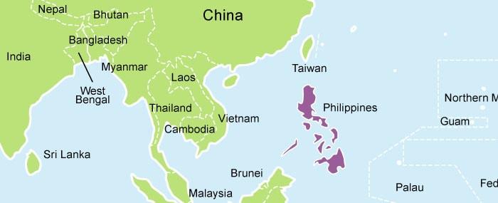 tagalog region map