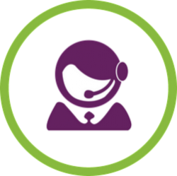 over the phone interpreting services icon