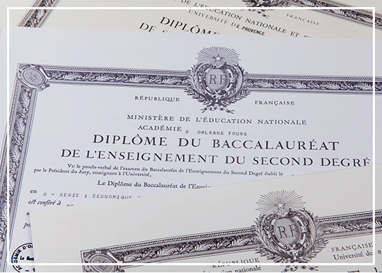 foreign documents in need of translation [image]