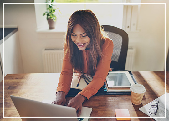 Become a freelance translator with ITI and work from home.
