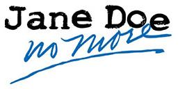 Jane Doe No More Organization Logo