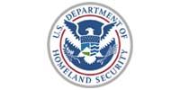 US Dept of Homeland Security - Logo