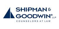 Shipman & Goodwin Counselors at Law [Logo]