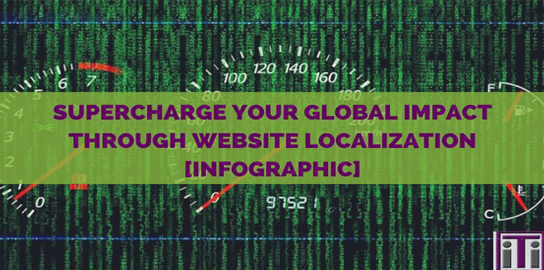 global impact through website localization