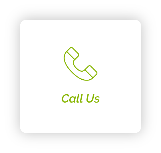 "Phone Icon with text ""call us"""