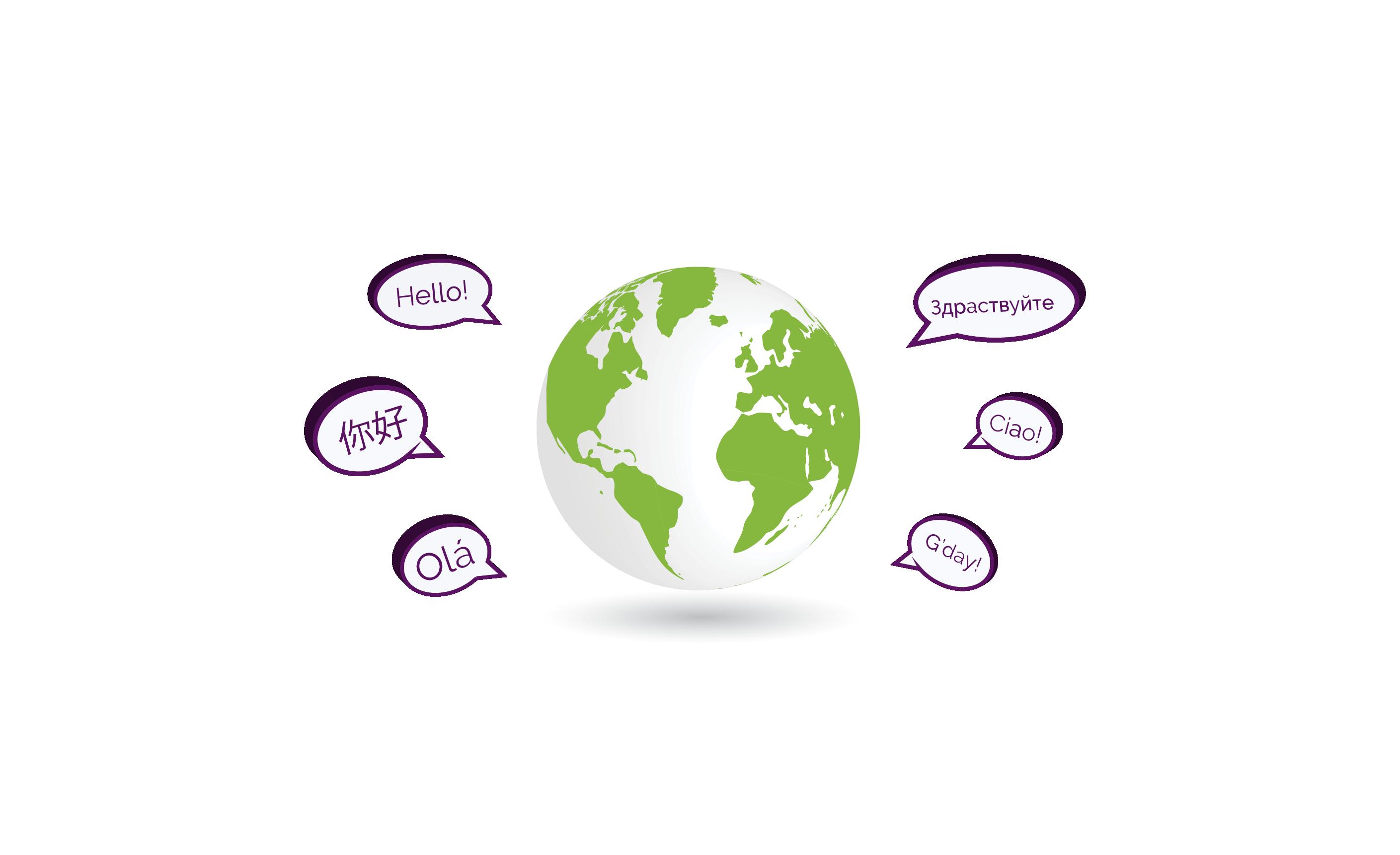 Interpreters and Translators Inc Global Language Services Graphic
