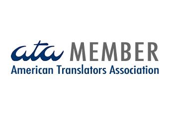 American Translators Association Logo