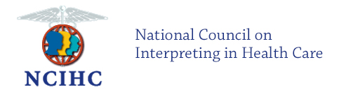 National Council on Interpreting in Health Care Logo